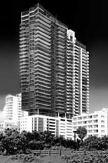 The Setai Miami Beach, 2001 Collins Avenue. Miami Beach, Florida, U.S.A. / Architect: Alayo Architects PC Schapiro Associates Architecture Urbanism Interiors