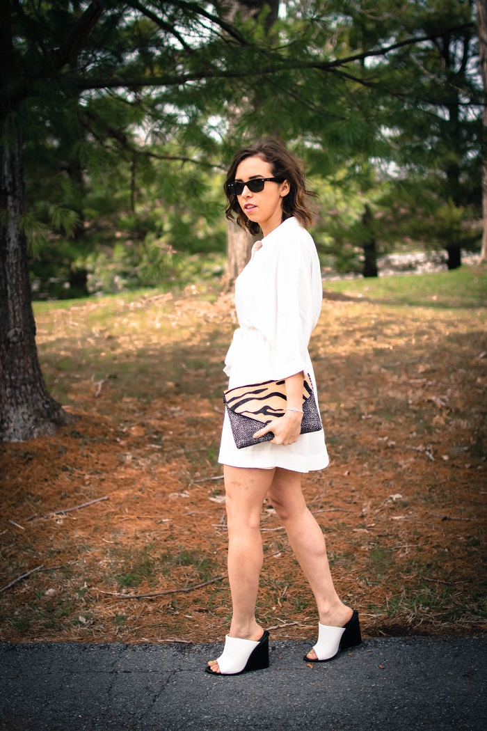 aviza style. a viza style. andrea viza. fashion blogger. dc blogger. spring style. cameo exempt wedge. elliatt shirt dress. ifchic.com 12