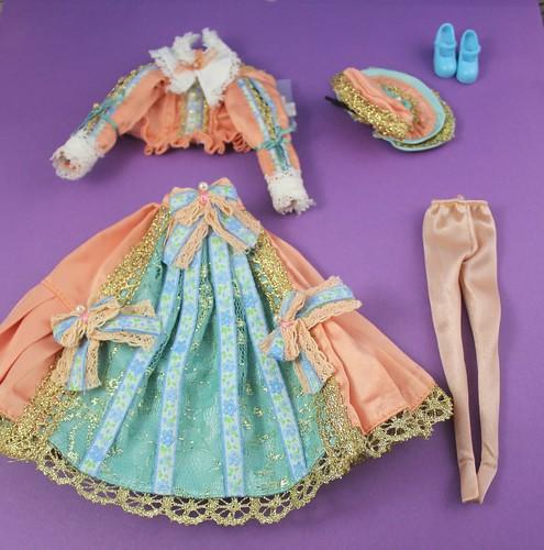 Clorinda Stock Outfit