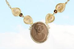 """""""Via della fortuna"""" necklace"""