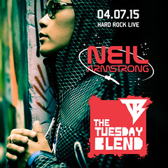 4/7 - Tonite I Join the  Tuesday Blend squad at Hard Rock Live Las Vegas