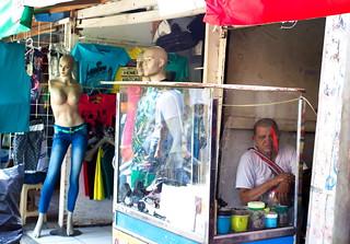 Street Scene, Cartagena, Colombia