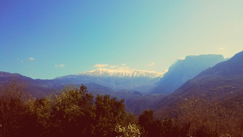nature greece epirus aristi