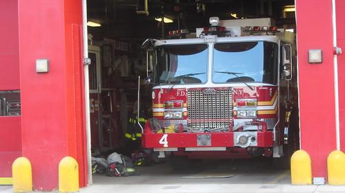 FDNY 4 Engine