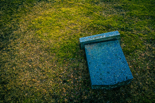 Grave Desecration?
