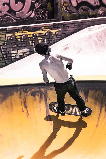 Skatepark de Somo, Cantabria