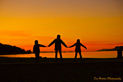Sunset Family