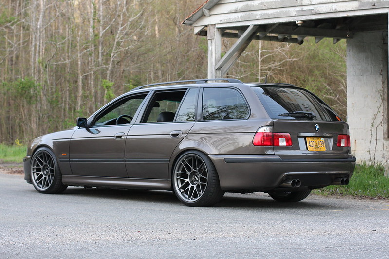 New Here Bmw E39 Touring With An Ls And A Bmw E38