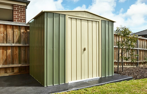 Globel is now supplying garden sheds into eight different countries