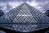 Pyramide bleue