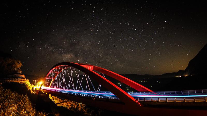 夏季銀河 Galaxy|阿里山 Tawian