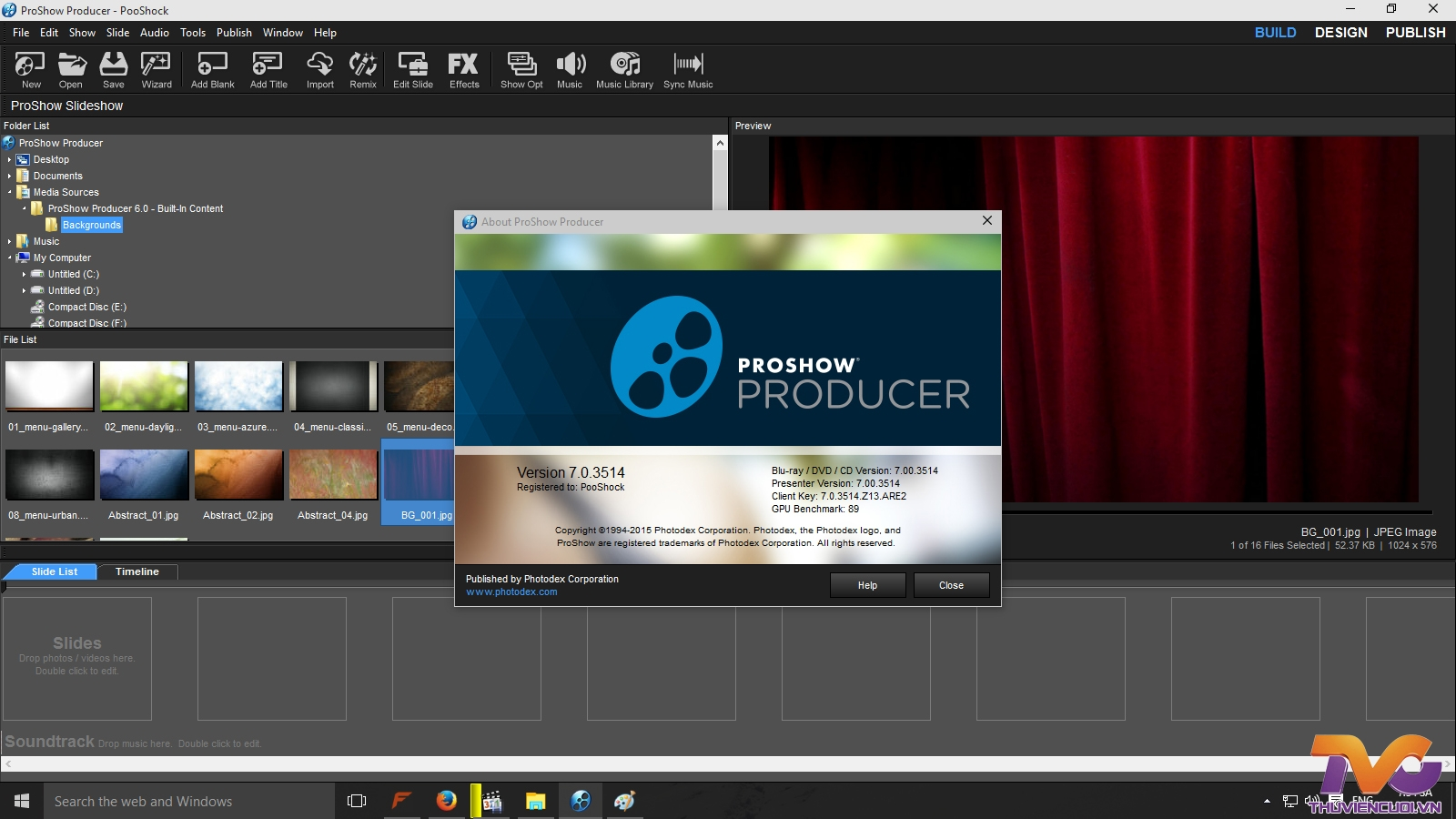 proshow producer 7  with crack