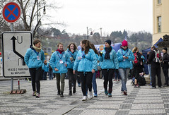 2015 Sportisimo Prague Half Marathon Volunteers