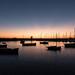 St Kilda at sunset by imagesbycelia
