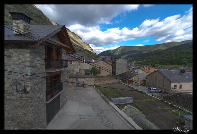 Casas en Espot