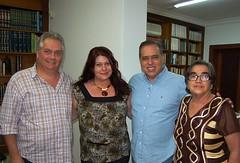 18 07 2016 - Vereador Saulo, Secretária de Cultura Eliane e a Presidente do PSDB Aparecida (2)