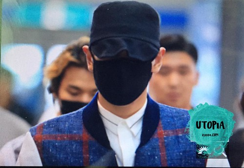 Big Bang - Incheon Airport - 25aug2015 - Utopia - 02