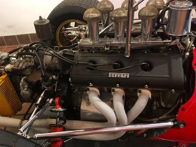 1968 Ferrari Dino 166/246 Dino
