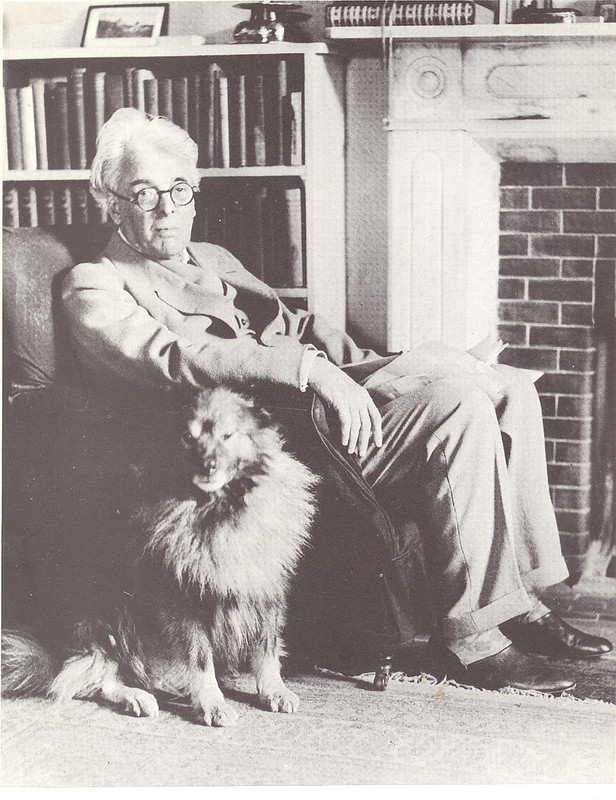 yeats in his old age