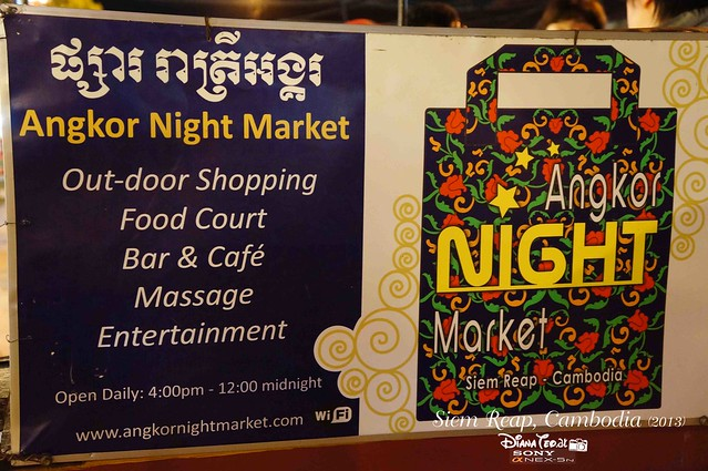 Siem Reap Angkor Night Market 01