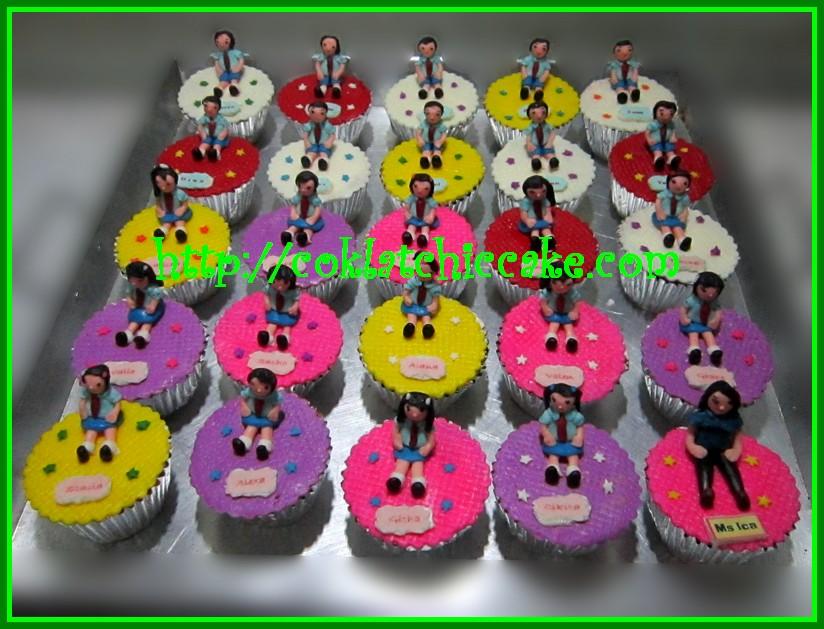 Cupcake orang