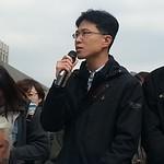 20150407_기자회견_노동시민사회_복지재정3조절감반복지한통속복지5적규탄 (7)