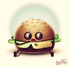 Affinity Sandwich