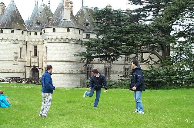 castillo de chaumont - viaje a los castillos de loria