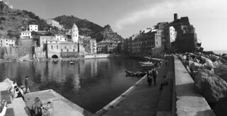 Vernazza - Panoramic view