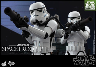 Hot Toys – MMS291 – 星際大戰:四部曲 曙光乍現【太空白兵】1/6 比例 Star Wars Spacetrooper