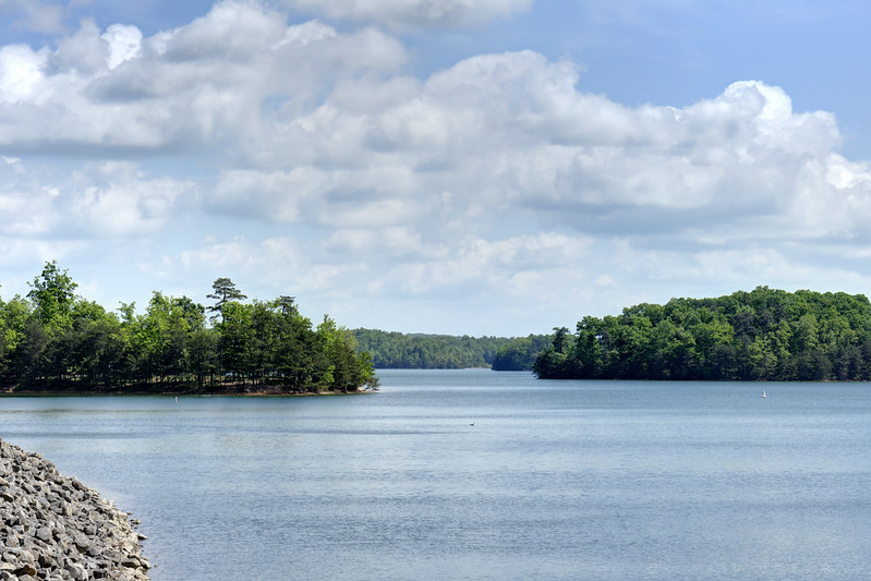 Laurel River Lake, Daniel Boone National Forest, Laurel County, Kentucky