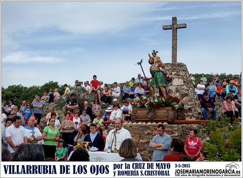 VILLARRUBIA DE LOS OJOS - CRUZ DE MAYO Y ROMERIA SAN CRISTOBAL