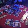 Playing Tajemnicze Domostwo (or Mysterium in English) - think Dixit crossed with Cludo :-)