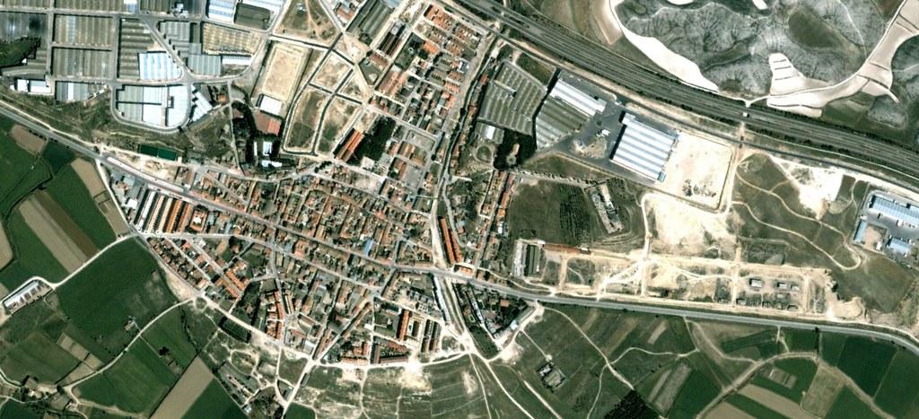 la puebla de alfindén, zaragoza, la puebla del reverendo, peticiones del oyente, antes, urbanismo, planeamiento, urbano, desastre, urbanístico, construcción
