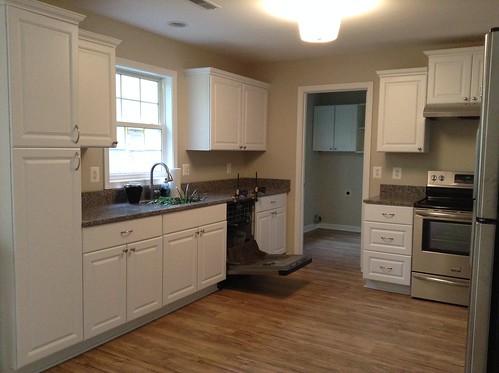 Kitchen *After*