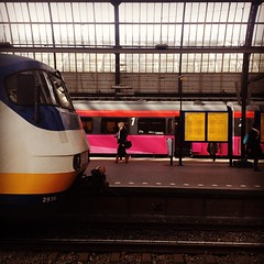 Lente op Amsterdam CS!