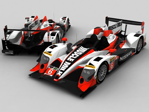 Oreca 03R Muscle Milk Pickett Racing USCC 2014-rfactor Enduracers