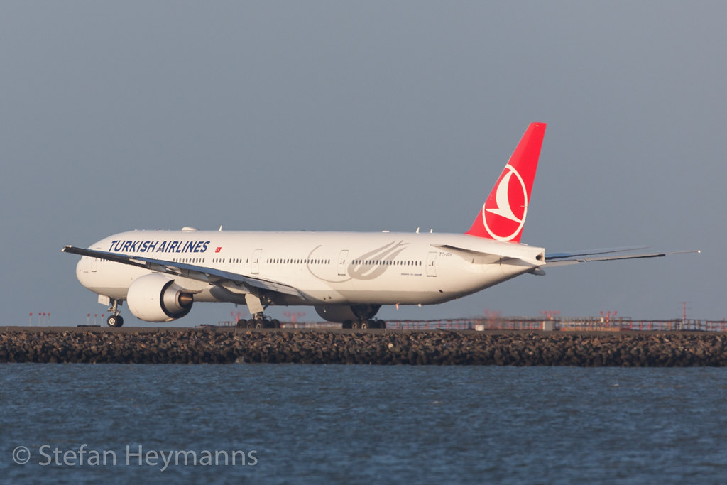 TC-JJV - B77W - Turkish Airlines
