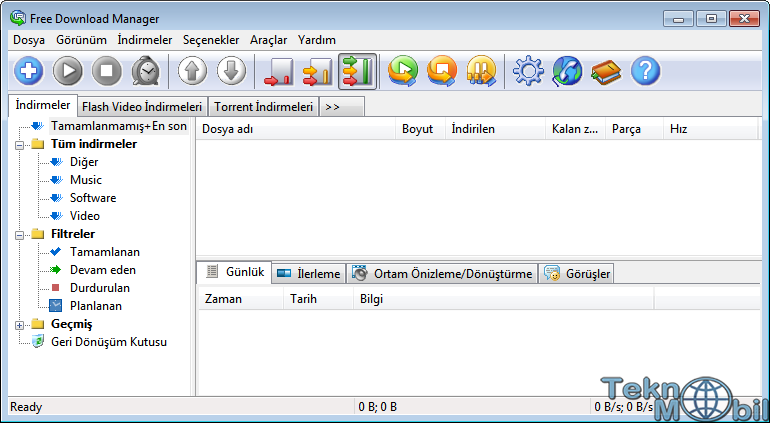 Free Download Manager indir