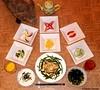 Seara (sea rabbit).  Photograph by Dr. Takeshi Yamada. 20120509 017 Chicken Parmesan with Green Beans. Wakame Soup. SR with Nori. Corns. PBC PC