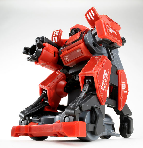 """痛快過癮的高速對決!戰鬥射擊機器人""""GAGAN GUN""""誕生!"""