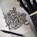 Un lettering para Don Juan Cirerol. #TodoFine
