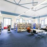 Waterloo Library - Internal