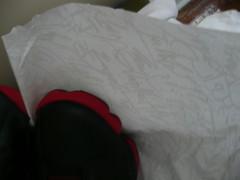 "NIKE AIR JORDAN 13 RETRO ""DIRTY BRED"" Size 11 black/gym red-black 414571 003"