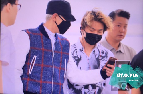 Big Bang - Incheon Airport - 25aug2015 - Utopia - 03