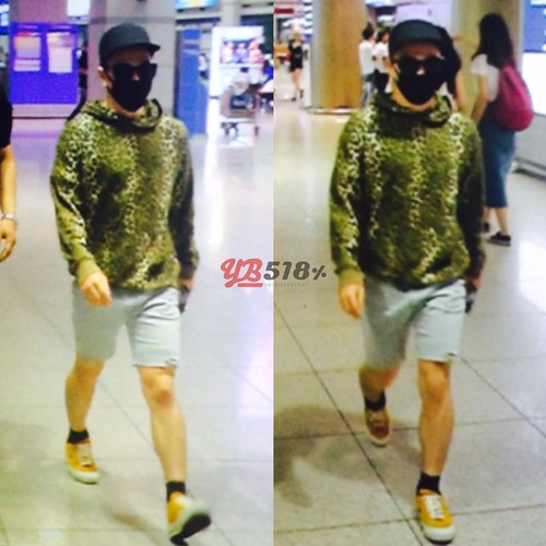 Big Bang - Incheon Airport - 26jul2015 - YB 518 - 03
