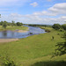 The River Eden near Beaumont by JonCombe