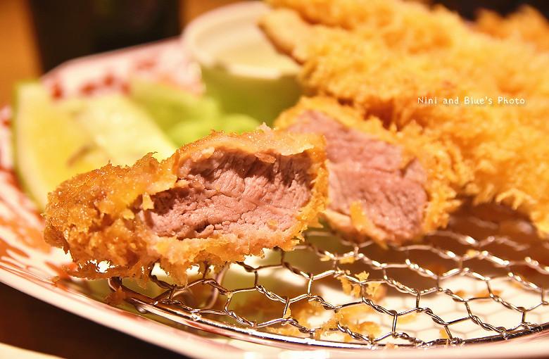 銀座杏子豬排台中美食餐廳景點廣三SOGO店21