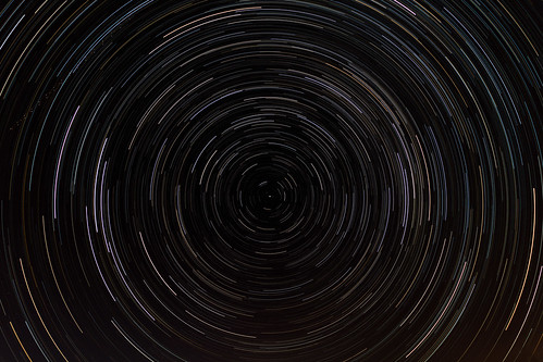 My second go at star trails
