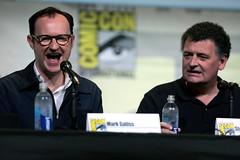 Mark Gatiss & Steven Moffat